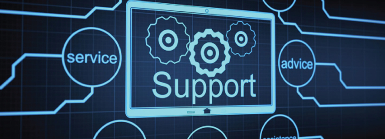customer support for it professional